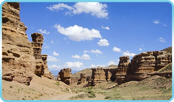 Unknown Silk Road Tour 3, Silk Road tours.